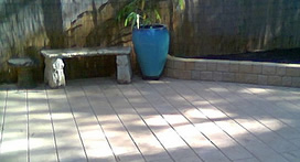 Courtyard Paving